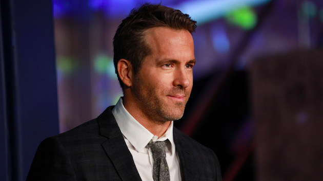Ryan Reynolds donates 30% of Aviation Gin proceeds to bartenders in need
