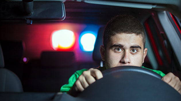 """""""Officer, I was only speeding because I didn't want the coronavirus to catch me"""""""
