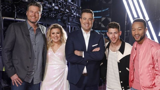 'The Voice' to air remote live shows amid COVID-19 pandemic