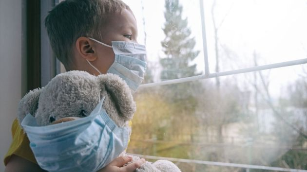Twenty-five states report mysterious COVID-19 related child illness