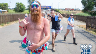 Fans at Watershed 2021